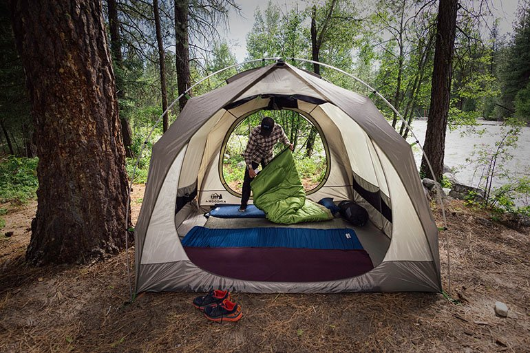The Rainfly u2013 Having a good rainfly is important to staying dry when the bad weather sets in. Without it the tent fabric will quickly become saturated and ... : uv tex 5 tent - memphite.com