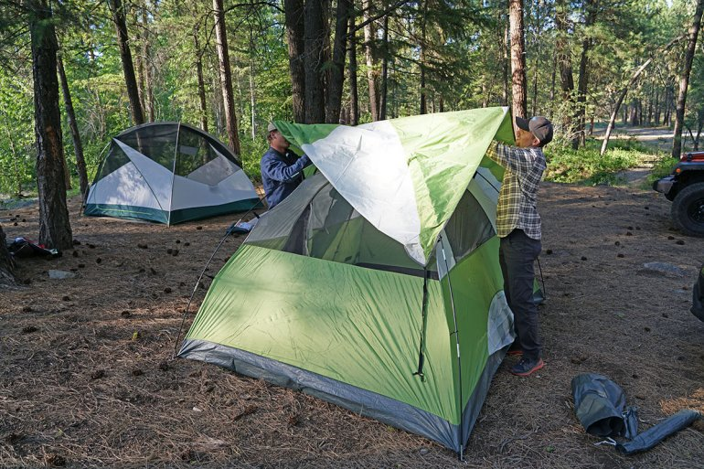 Storage Pockets A Good Camping Tent Will Have Inside For You To Store Your Gear Once Settle In The Night