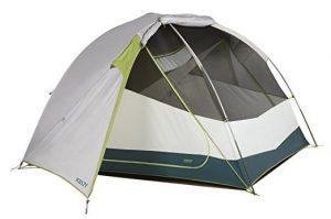 lightest 4 man tent